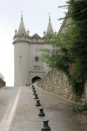 Grignan et sa lavande, aux portes de la Provence