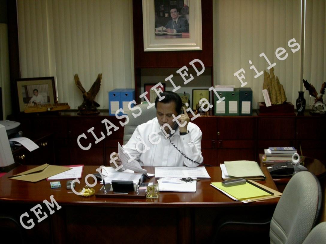GEM Confidential Files - LCM