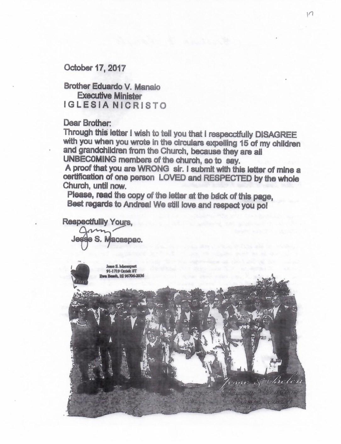Bro. Jesse Macaspac Letter-12