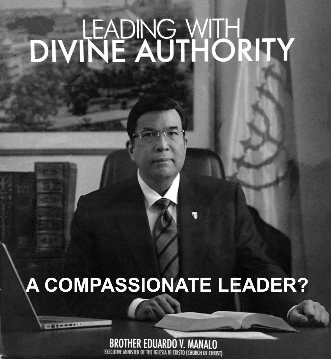[2018.11.11] evm divine authority
