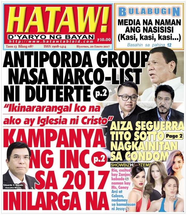 INC PR in Tabloids-2