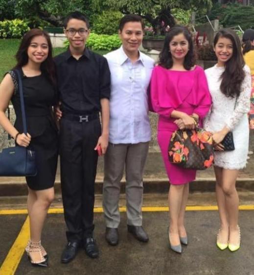 Nolan Olarte Family