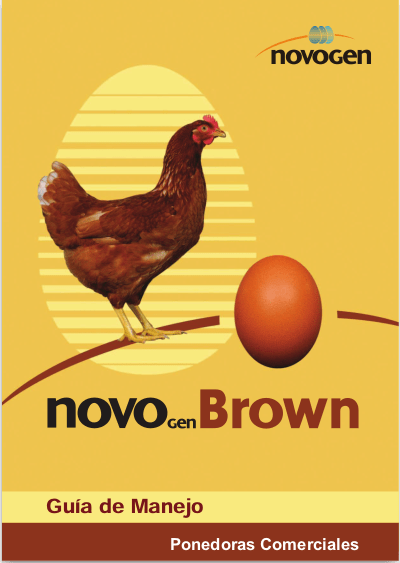 guia de manejo de novogen brown