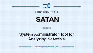 System Administrator Tool for Analyzing Networks