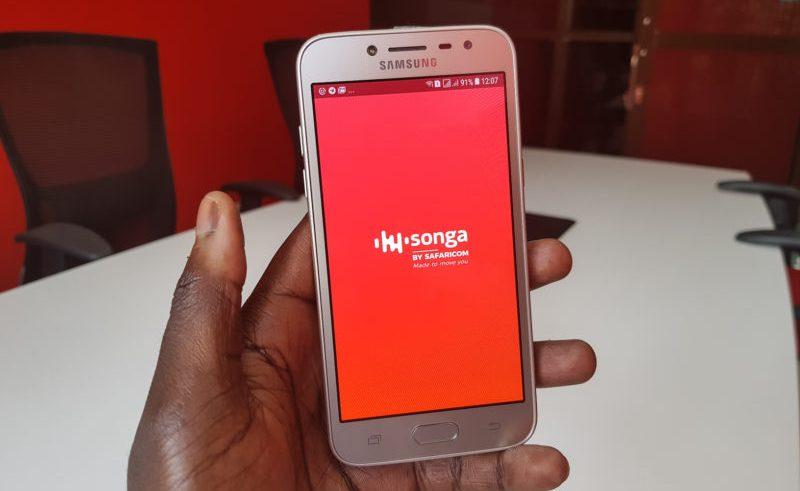 Songa by Safaricom