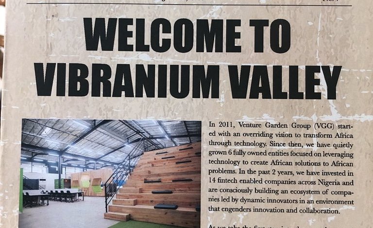 Meet Nigeria's Vibranium Valley set to be the biggest Innovation hub in Lagos