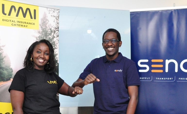 Sendy and LAMI Technologies partner to offer East African Freight carriers affordable digital Goods in Transit Insurance