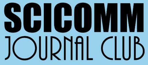 scicomm journal club science communication podcast