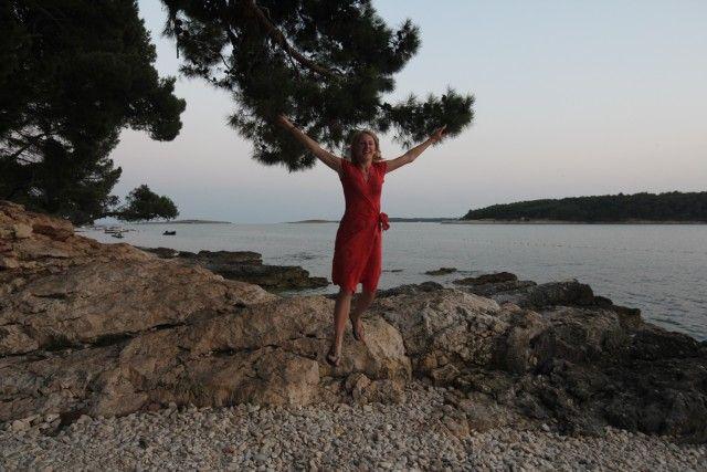 horvatorszag nyaralas kempingezes naplemente eletstilus coaching