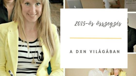 osszegzes 2015 dxn blog