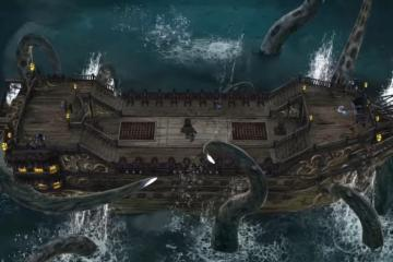 Abandon Ship Combat Trailer screenshot
