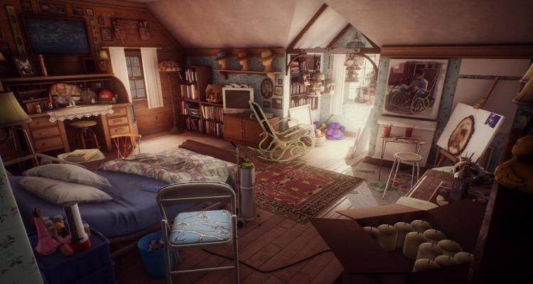 What Remains of Edith Finch screenshot