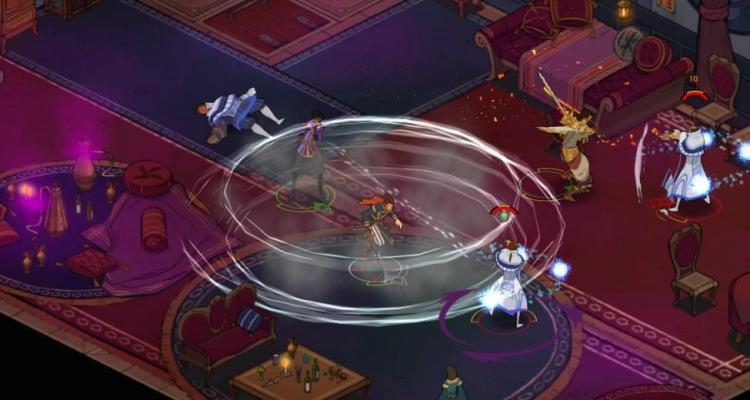 Masquerada: Songs and Shadows screenshot