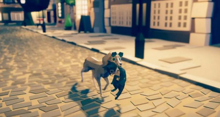 The Good Life -DOGS- screenshot