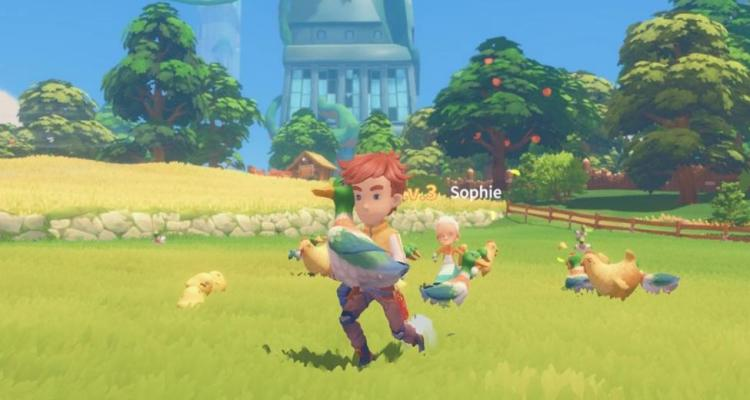 My Time at Portia screenshot