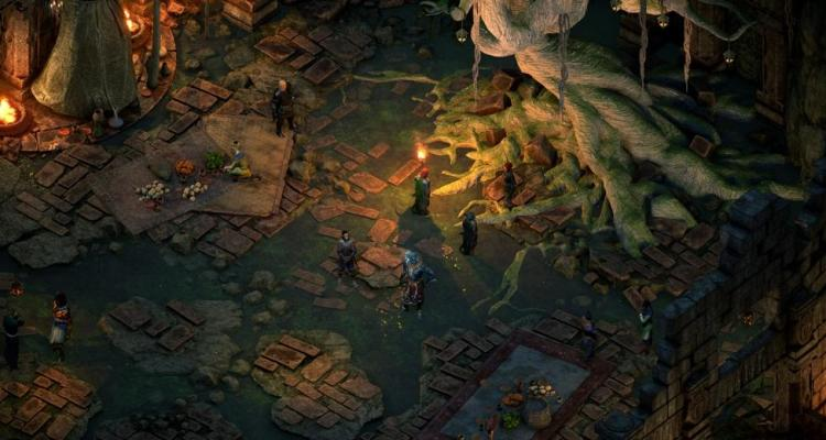 Pillars of Eternity II: Deadfire screenshot