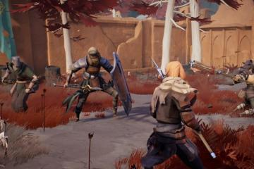 Ashen screenshot