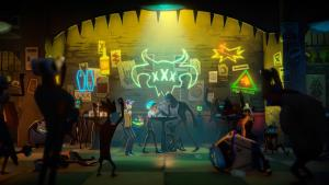 Afterparty indie game screenshot