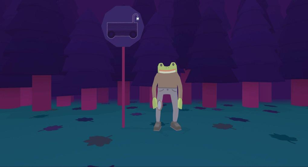 Frog Detective 2 screenshot - indie game