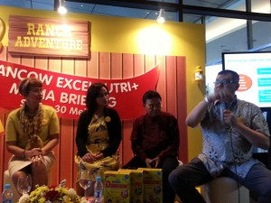 Narasumber Talkshow: Tough Love