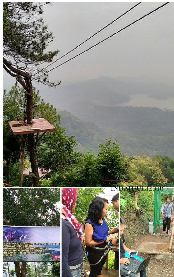 Wisata Alam Kalibiru Kulon Progo DIY