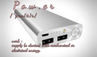 Powerbank ASUS ZenPower Ultra: Blogger's Best Friend