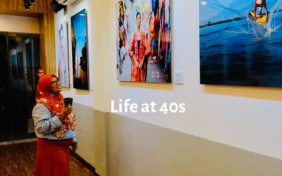 3 Prinsip Gaya Hidup Sehat Life at 40s