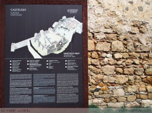Map of the Castle