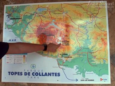 Topes de Collantes Nature Reserve Park