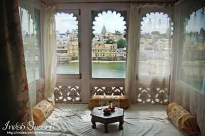 Hotel Veranda with Beautiful View