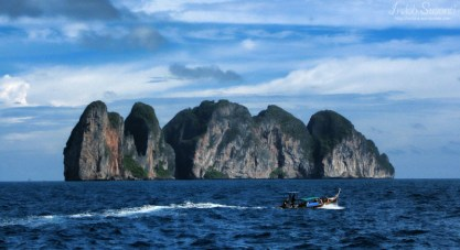 Going to Phi Phi Islands