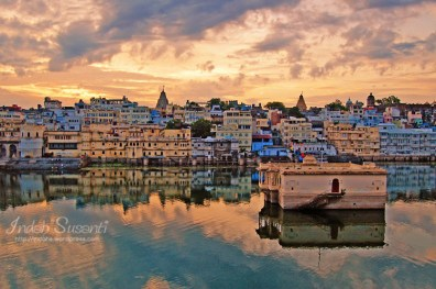 Udaipur in the morning