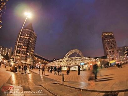 Surrounding of Rotterdam Markthal