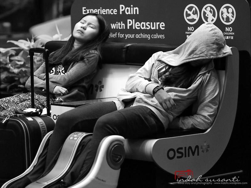 Experience Pain in Singapore