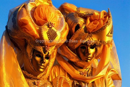 Golden Masks