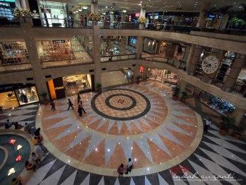 Luxurious Shopping Mall in Jakarta