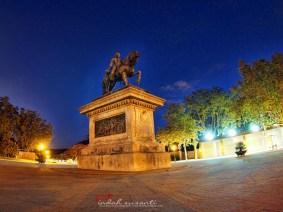 General Juan Prim's Statue
