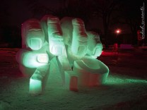 Minnesota State Snow Sculpting