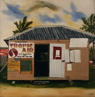 Tropic Air's Funny Painting