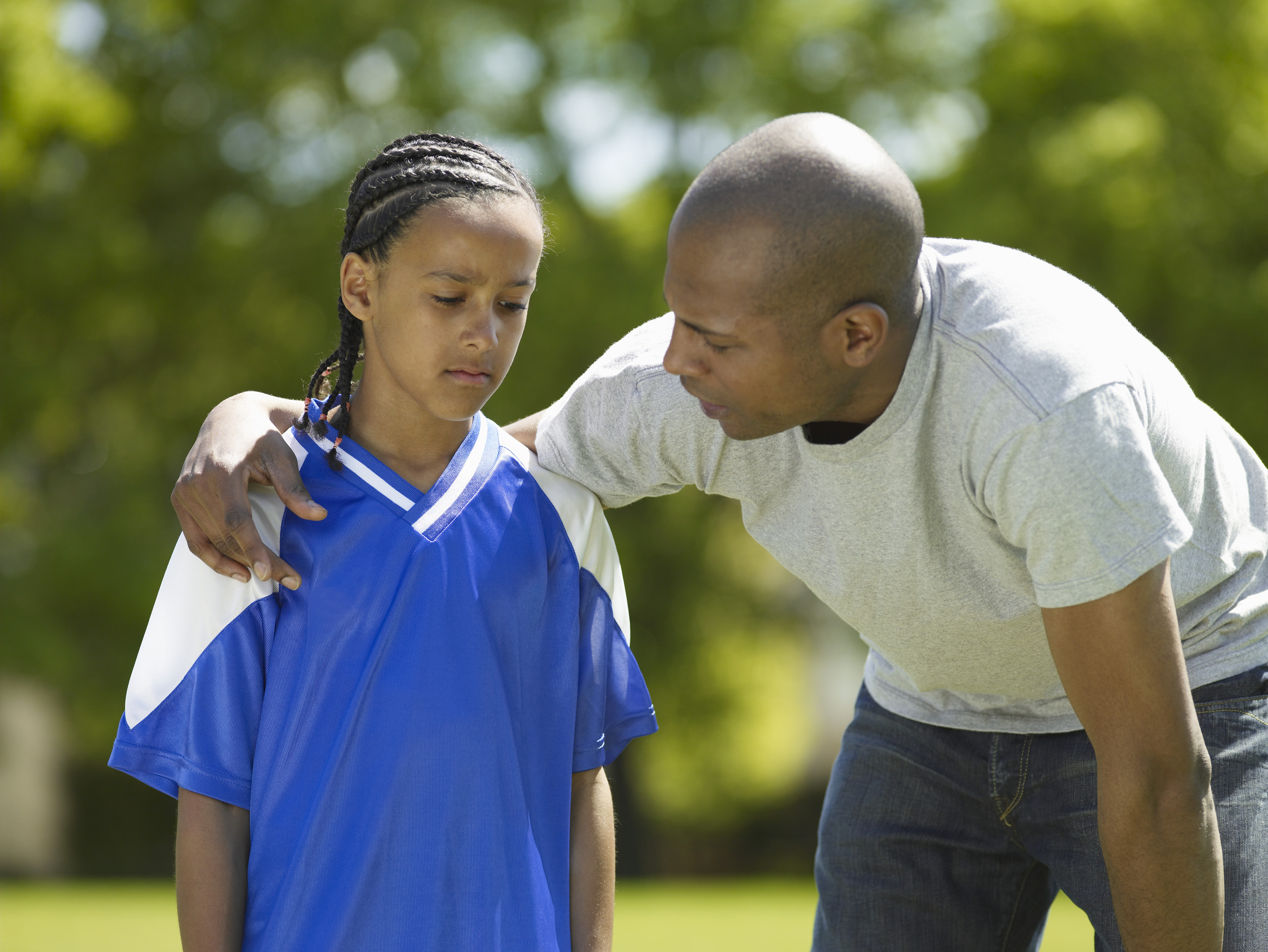 How Parents Put Children Off Their Game