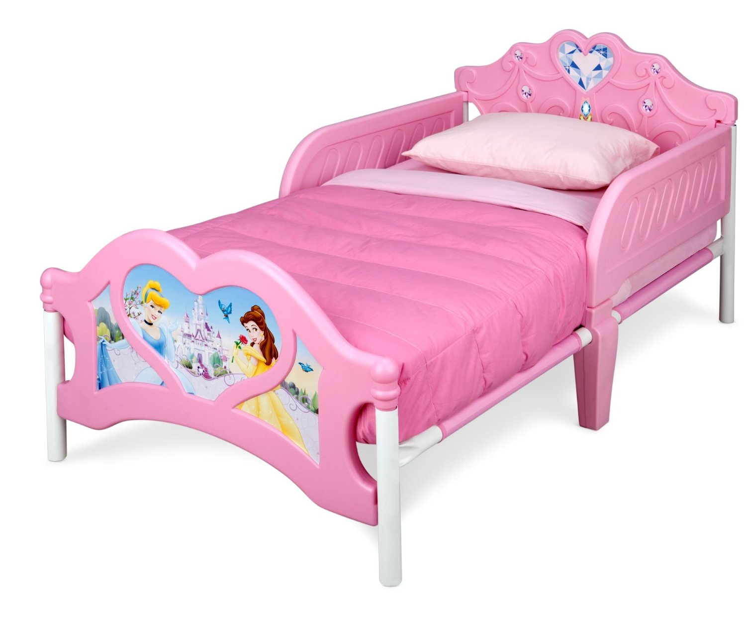 Muebles Disney Cama Infantil Princesas Disney 12bb86683ps