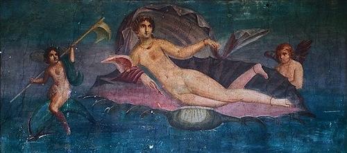 The Birth of Aphrodite