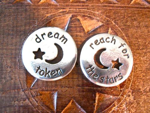 Reach for the stars dream token