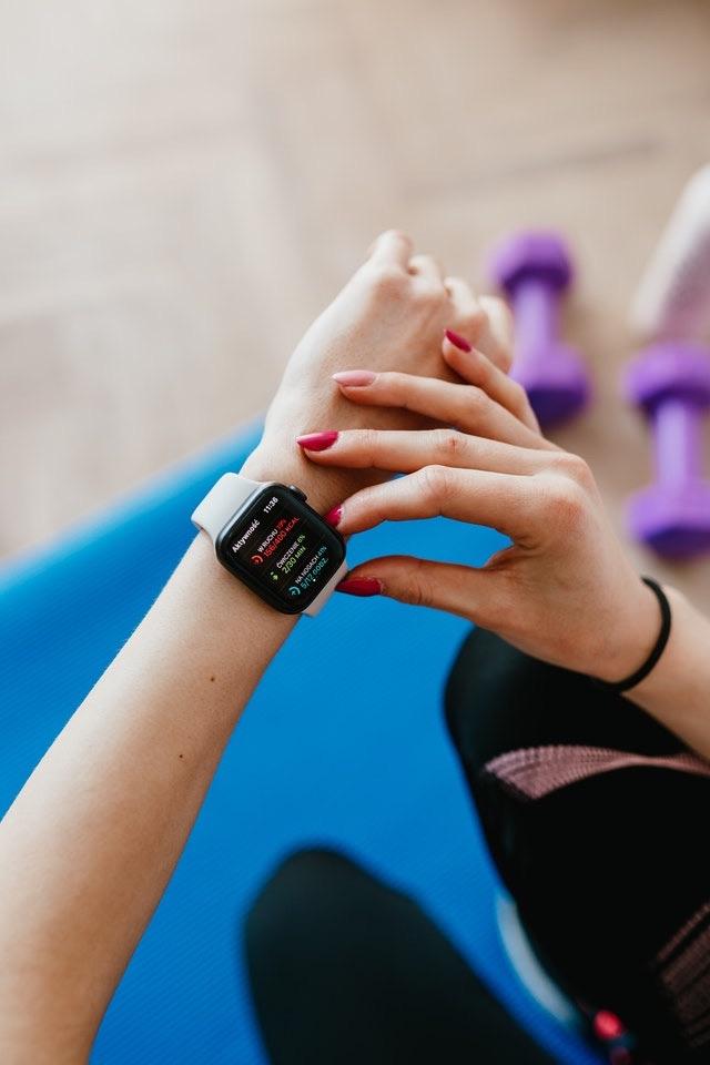 Good health practice fitbit