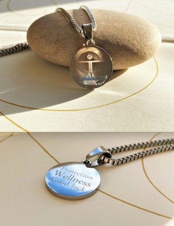 The Wellness necklace