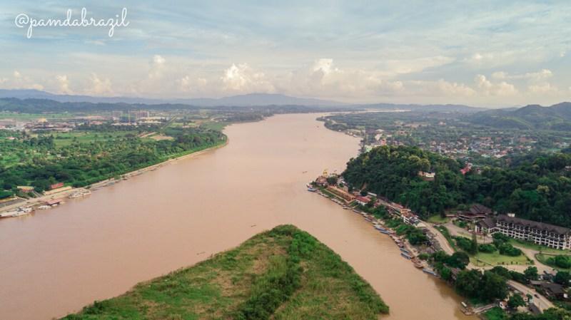 Chiang Rai:  Chegada no triângulo dourado
