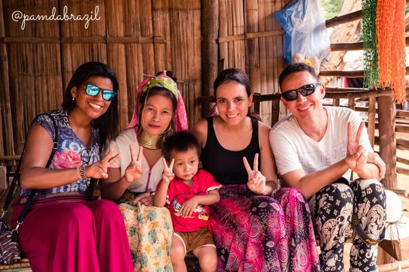 Chiang Rai: O que fazer em 1 dia : tribo mulheres girafas