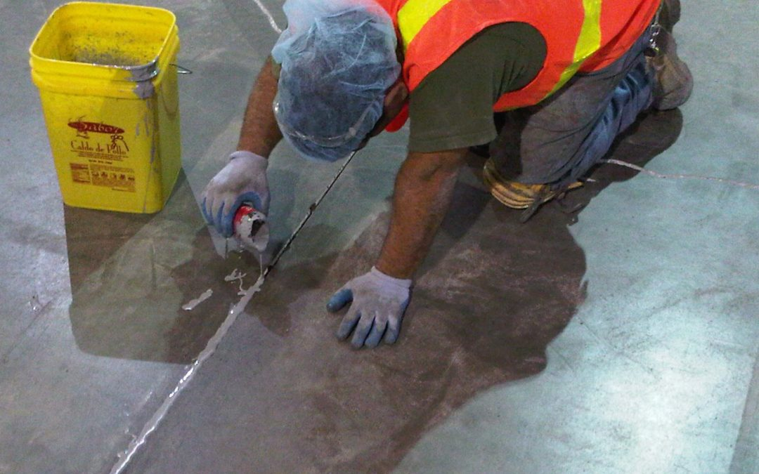 Industrial Floor and Joint Repair