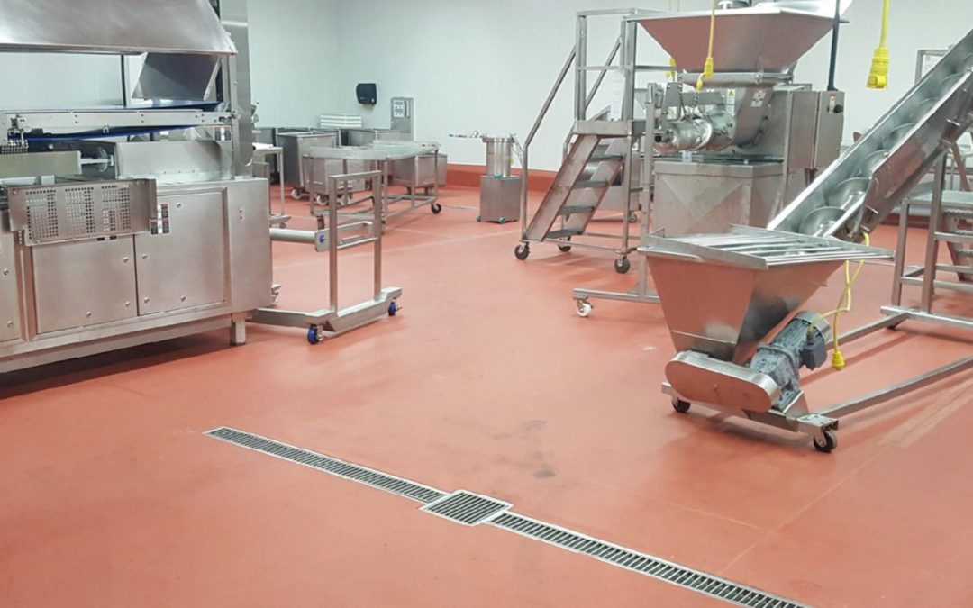 How to Select the Best Slip Resistant Flooring System for Your Facility