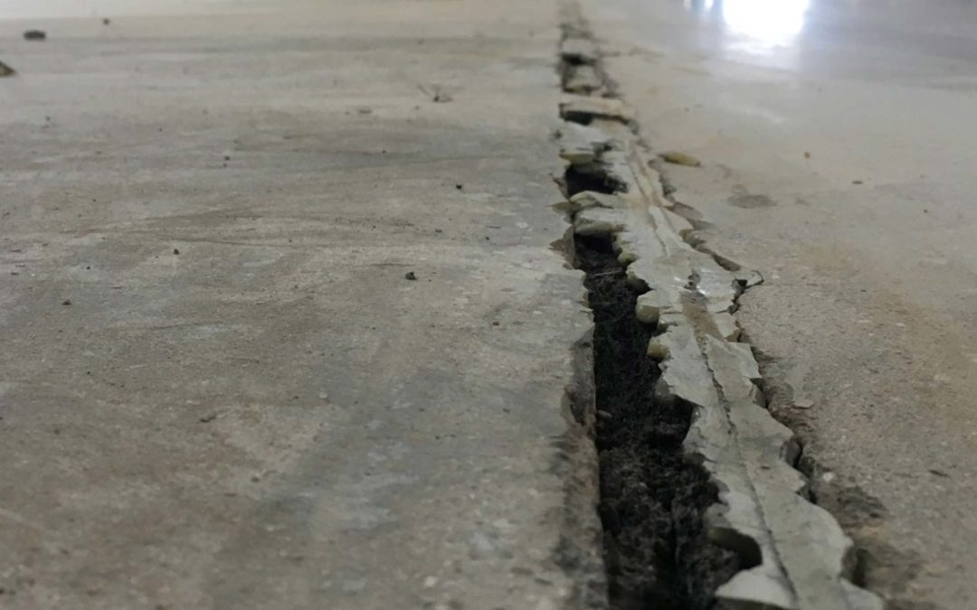 Restore Your Damaged Floor Joints Quickly and Easily